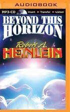 Beyond This Horizon by Robert A. Heinlein (2014, MP3 CD, Unabridged)
