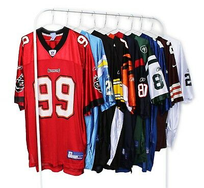 SALE NFL Jerseys Vintage Football Authentic Print & Stitched Mixed Sizes & Teams | eBay