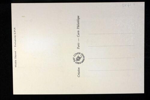 Victor Segalen Frankreich Cpa Postkarte Maximum Yt 2034 C Frankreich & Kolonien