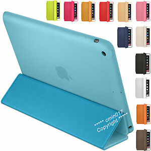 101-PU-Leather-Smart-Cover-Magnetic-Stand-Case-For-Apple-iPad-Air-4-3-2-Mini