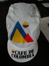 Café de Columbia vintage cap cycling team Vuelta bicycle Luis Herrera