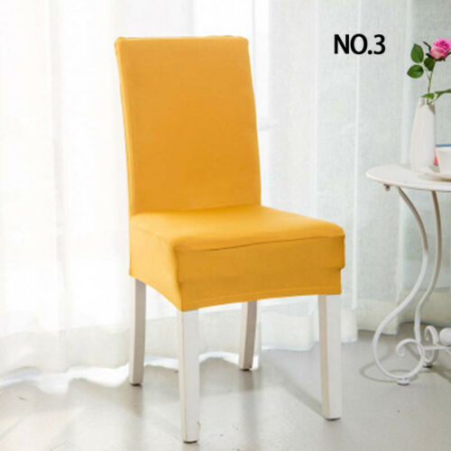 1PC Stretch Seat Covers Chair Slipcover for Dining Chair Wedding Home Decor
