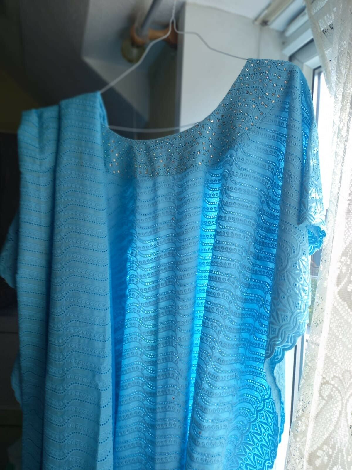 Womens African Agbada Size 16-18
