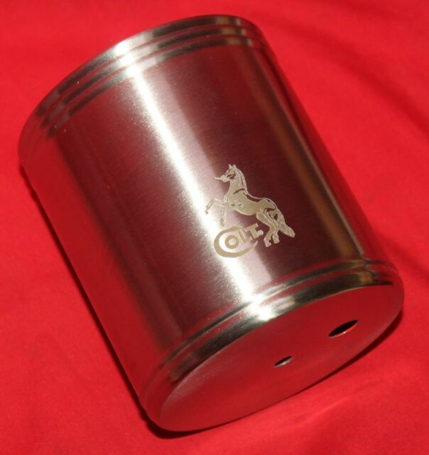 COLT Firearms Stainless Steel Can Coozie