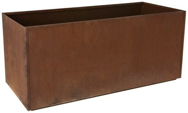 Large Corten Steel Edge Planter By Mk Designs For Sale Online Ebay