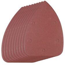10 x Mouse Sanding Sheets to Fit Black and Decker Detail Sander 80 GRIT Medium