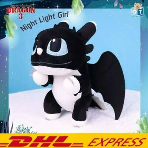 8-034-NIGHT-LIGHT-GIRL-How-to-Train-Your-Dragon-3-DreamWorks-Movie-Doll-Plush-Toys