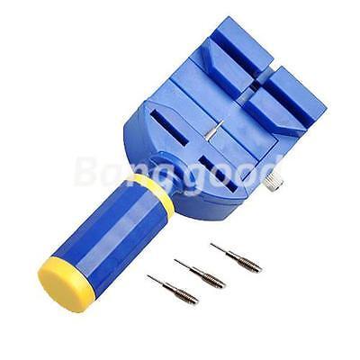 Watch Bracelet Link Pin Remover Band Strap Adjusting Repair Watchmaker Tool