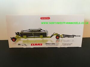 Wiking Scale Claas Direct Disc 520 Scale 1:32