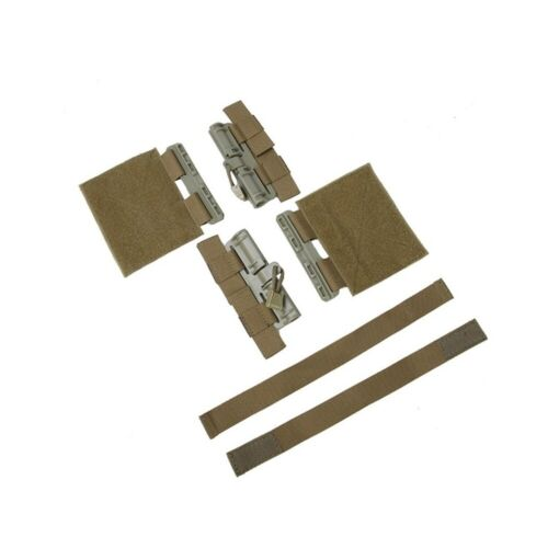 TMUO01-CB Tactical Mission Unit Quick Release Buckle Adapter for Plate Carrier