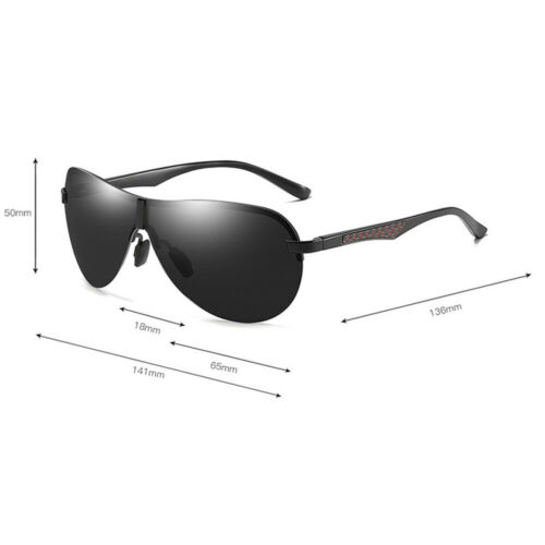 Aoron Polarized Sunglasses Men/'s Pilot Outdoor Driving Eyewear Womens Glasses