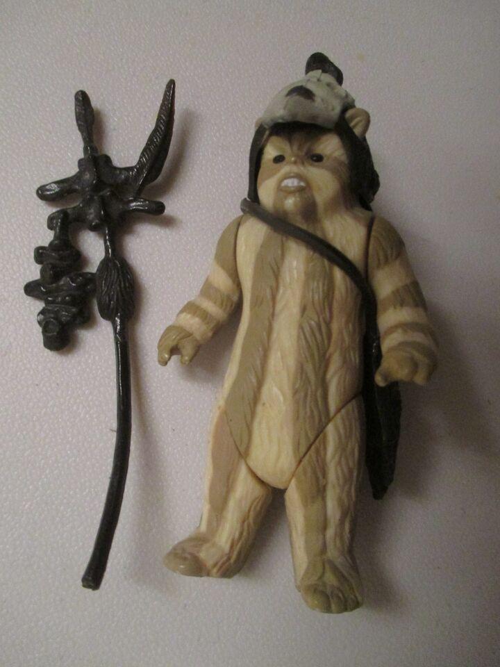 Logray Ewok Medicine Man, STAR WARS