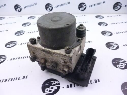 NISSAN Micra 1.5 dCi K12 Hydraulikblock ABS Steuergerät 47660AX600 0265231341