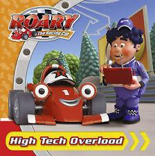 Roary the Racing Car - High Tech Overload, Wayne Jackman, New Book