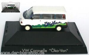 VW-Bus-T4-Modell-Herpa-1-87-H0-Oko-Van-NEU