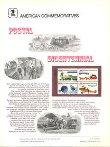 56-10c-Postal-Bicentennial-1572-USPS-Commemorative-Stamp-Panel