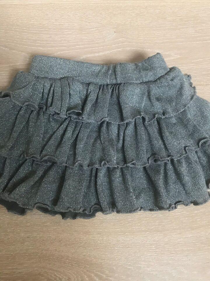Nederdel, Glimmer nederdel, Petit – dba.dk – Køb og Salg af