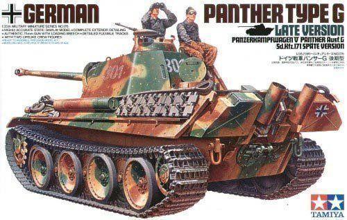 Tamiya 35176 German Panther Type G Late Version 1 35