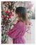 Topshop-Ditsy-Floral-Print-Smock-Kaftan-Tassel-Dress-Pink-UK-6-8-10-12-BNWT thumbnail 6