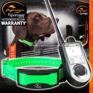 NEW! SportDOG TEK 1.5 GPS Tracking Only TEK-V1.5L Dog Collar 7 Mi. + FREE STRAP