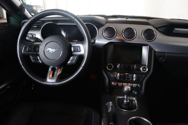 Ford Mustang 5,0 V8 GT Fastback billede 9