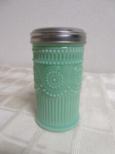 Jadeite-Green-Glass-Sugar-Shaker-Reproduction-MINT