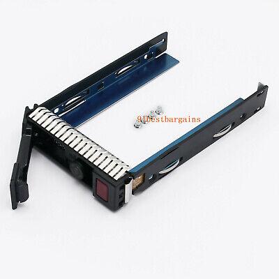 """SAS//SATA//SSD 2.5/"""" to 3.5/"""" Adapter For HP ML350e ML310e SL250s G8 G9 US Seller"""
