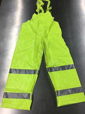 Yellow//Green 3XL TINGLEY C53122 ComfortBrite Flame Resist Rain Coat