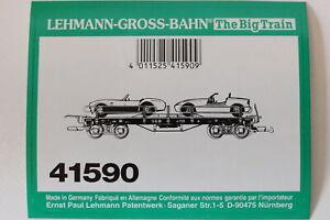 LGB-41590-Autotransportwagen