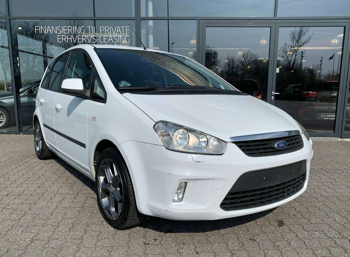 Ford C-MAX 1,6 TDCi 109 Trend 5d - 44.900 kr.