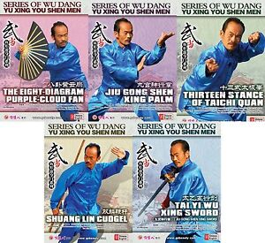 Wudang-Kungfu-Series-Wu-Dang-Yu-Xing-You-Shen-Men-Series-by-Jia-Weiyong-5DVDs