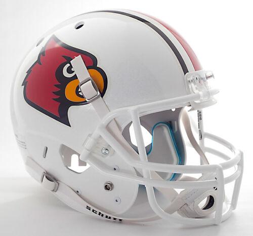 LOUISVILLE CARDINALS Schutt AiR XP Gameday REPLICA Football Helmet