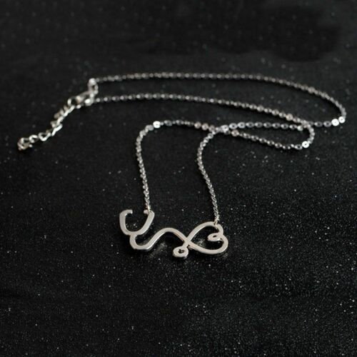 You Pendant Medical Femme Gifts Jewelry Mujer Necklace Stethoscope Love Heart
