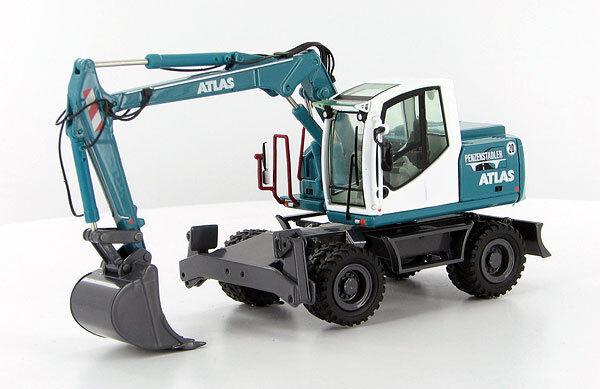 NZG 837-02 Atlas 140W Wheeled Excavator - Penzenstadler 1 50 Die-cast MIB
