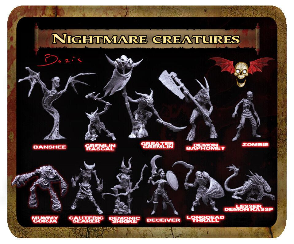 Dark-Art-Studios - Nightmare Creatures Set   001 - Metal  Felice shopping