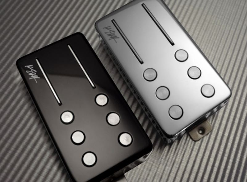 Railhammer Kyle Shutt Signature Bridge Humbucker - schwarz