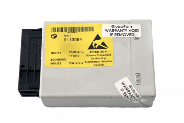 BMW 5 Series E60 E61 LCI Consola Central Interruptor Racimo Unidad de Control