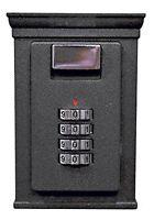 Secure-a-key 6700w Select Access Key Storage Lock Box (wall Mounted)