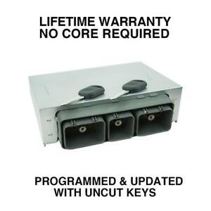 Engine Computer Programmed w// Keys 2002 Ford Explorer Sport 2L2A-12A650-FC FFL2