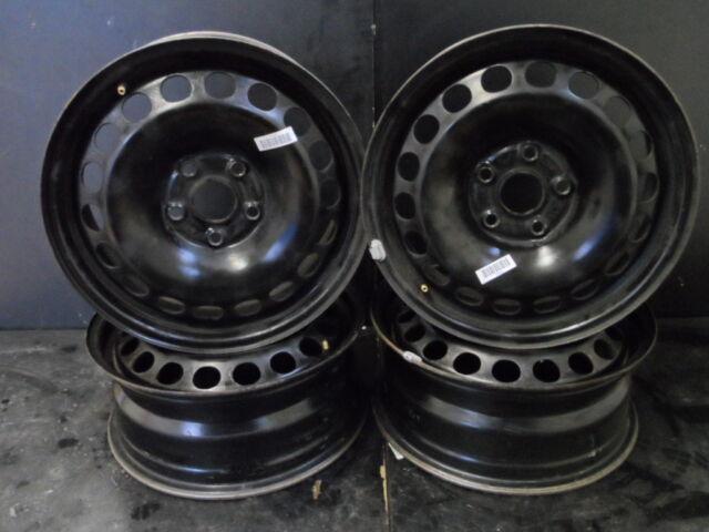 Stahlfelge 6 X 15 5 X 112 ET 47 schwarz VW Golf V -Touran