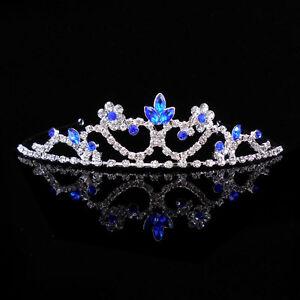 Image is loading Kids-Royal-Blue-Flower-Girl-Children-Wedding-Prom- 7c2e9d0dcc0