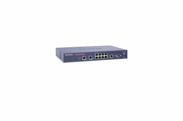 Netgear FVX538EU ProSafe Dual WAN Firewall Netgear ProSafe VPN Firewall 200