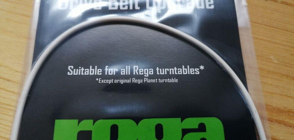 Andet, Rega, Belt upgrade