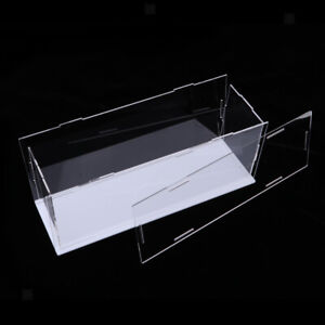 Acrylic-Toy-Display-Show-Case-Dustproof-Box-for-Character-Figures-Dolls-DIY