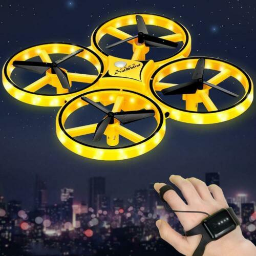 Gesture Remote Control Four Axis Smart Drone 4 channels Hotsale M6I4