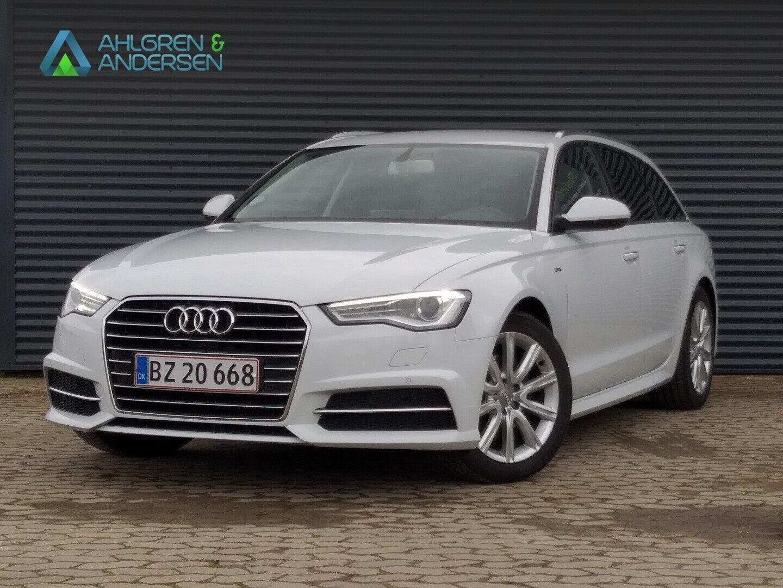 Audi A6 2,0 TDi 190 S-line Avant S-tr. 5d
