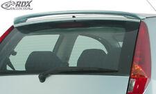 RDX Dachspoiler FIAT Punto Typ 188 Heckspoiler Heck Flügel Dachkanten Spoiler
