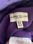Karen-Millen-UK-10-Purple-Satin-Rose-Corsage-One-Shoulder-Wiggle-Cocktail-Dress thumbnail 8