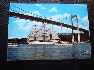 FRANCIA-tarjeta-postal-burdeos-el-nuevo-puente-colgante-cy97-francesa