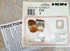 HON F24 Vertical File Lock Kit Chrome for sale online